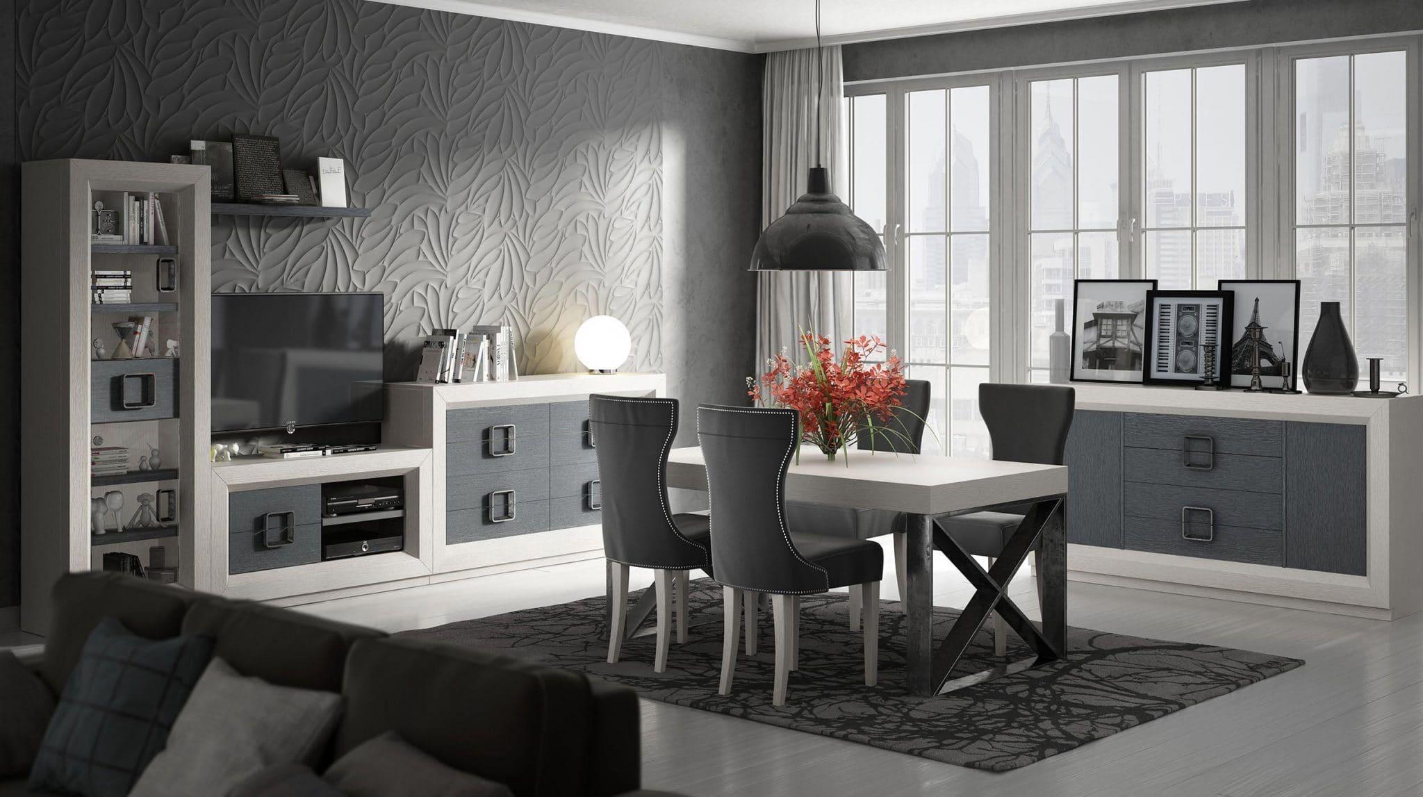 Salones muebles ogaru - Fabricantes de muebles de salon ...