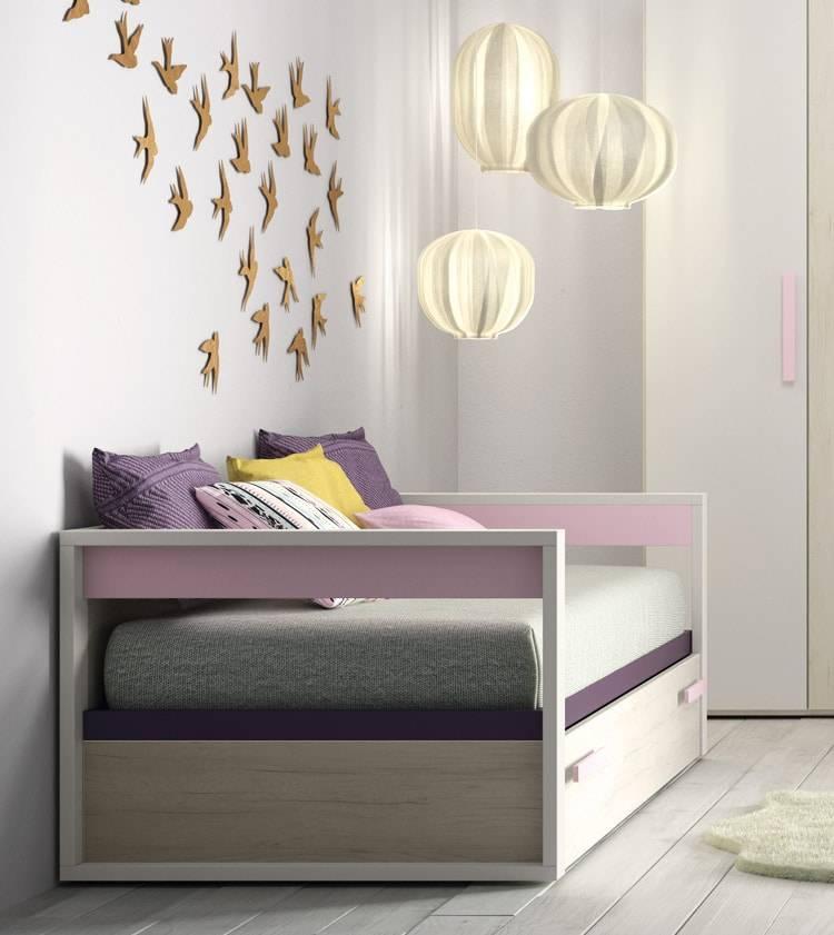 Detalle-cama-nido-dormitorio-juvenil-Quebec