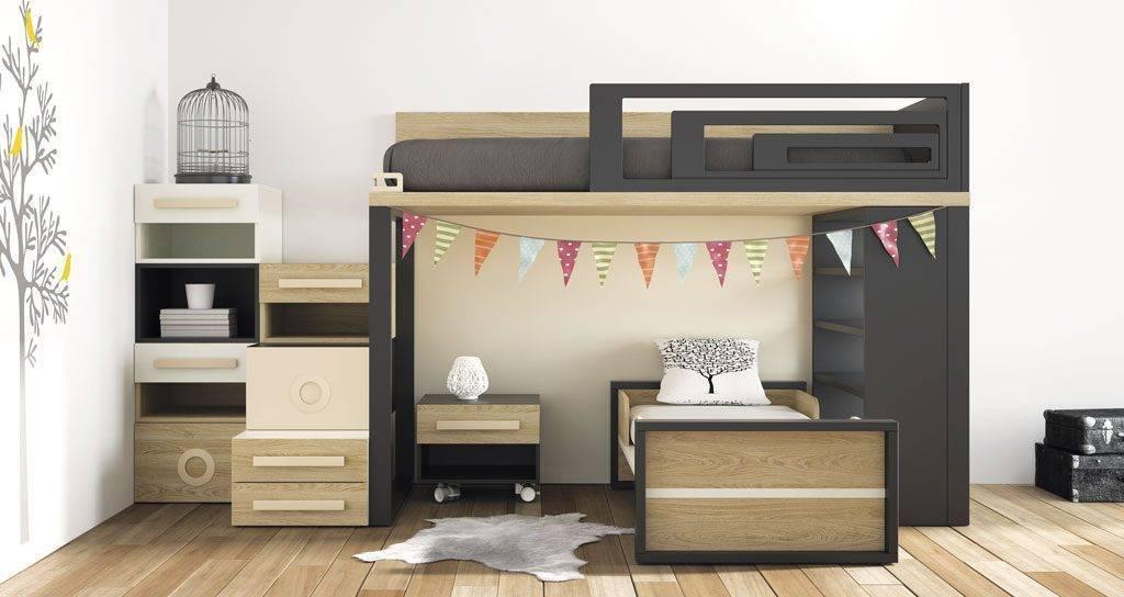 Habitacion-juvenil-dos-camas-Viena