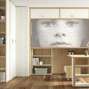 Habitacion-juvenil-litera-abatible-horizontal-Copenhague