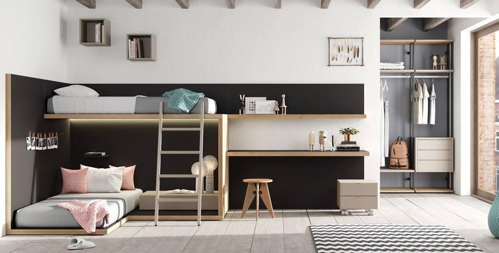 Zarautz la grama muebles ogaru galvez toledo - Habitaciones modulares juveniles ...